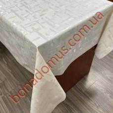 8308 Клейонка ПВХ на тканинній основі однотонна карбована 1,40*20м