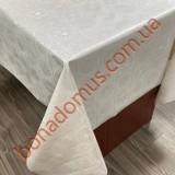 8536 Клейонка ПВХ на тканинній основі однотонна карбована 1,40*20м