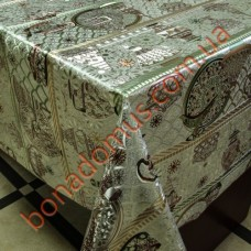 1180 EB Клейонка ПВХ на тканинній основі карбована