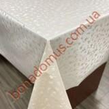 8901 Клейонка ПВХ на тканинній основі однотонна карбована 1,40*20м