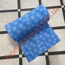 11101 Blue Коврики в ванную 0,65*15м