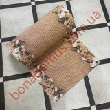 981 Brown Килимок у ванну 0,65*15м