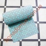 15421 Blue Коврик в ванную 0,65*15м