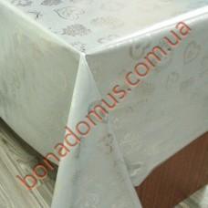 5006 B Клеенка ПВХ Metallic на тканной основе 1,40*20 м