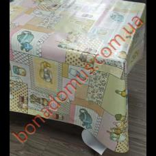 5010 A Клейонка ПВХ Metallic на тканинній основі 1,40*20м