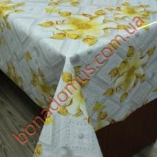2488-3 Клейонка ПВХ на тканинній основі 3-х шарова фотодрук 1,40*20м