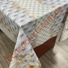 5206-1 Клейонка ПВХ на тканинній основі 3-х шарова фотодрук 1,40*20м