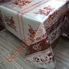 1061 BB Клейонка ПВХ на тканинній основі карбована