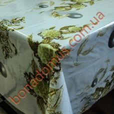 2340-2  Клеенка ПВХ на тканной основе 3-х слойная/фотопечать 1,40*20м