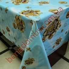2400-3 Клейонка ПВХ на тканинній основі 3-х шарова фотодрук 1,40*20м