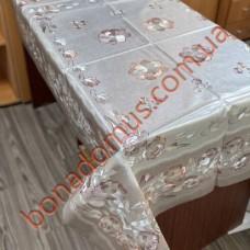 008 B-S Скатертини ПВХ на тканинній основі чеканная