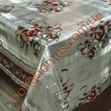 1065 AB Клейонка ПВХ на тканинній основі карбована