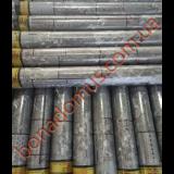 104 G-S Клеенка ПВХ на тканной основе шелкография золото/серебро 1,40*20м
