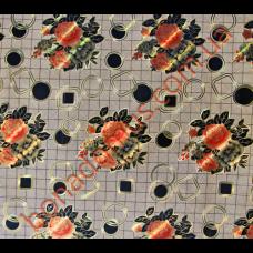 4253-1 Клейонка силікон лазер 0,8мм-0,60*20м