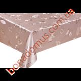 8830 F Клейонка ПВХ на тканинній основі шовкографія золото/срібло 1,40*20м