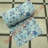 8211А Blue Коврик в ванную 0,65*15м