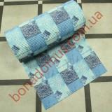 8208 А Blue Коврик в ванную 0,80*15м