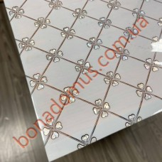 4408-1 Клейонка силікон лазер 0,8мм-0,60*20м