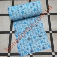 6010-2 Килимок у ванну Aqua Flex 0,65*15м