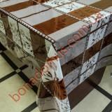 8822 B Клеенка силикон 1,37*30м