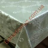 8401 B Клейонка ПВХ на тканинній основі шовкографія золото/срібло 1,40*20м