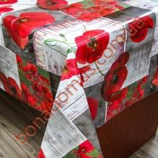 8500 A Клейонка ПВХ на тканинній основі 3-х шарова 1,40*20м