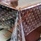 5208 B Клеенка ПВХ прозрачный силикон