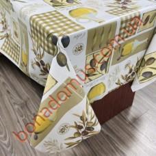 1265-02 Клейонка ПВХ на нетканій основі Florista 1,40*20м